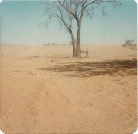 Drought and wind erosion